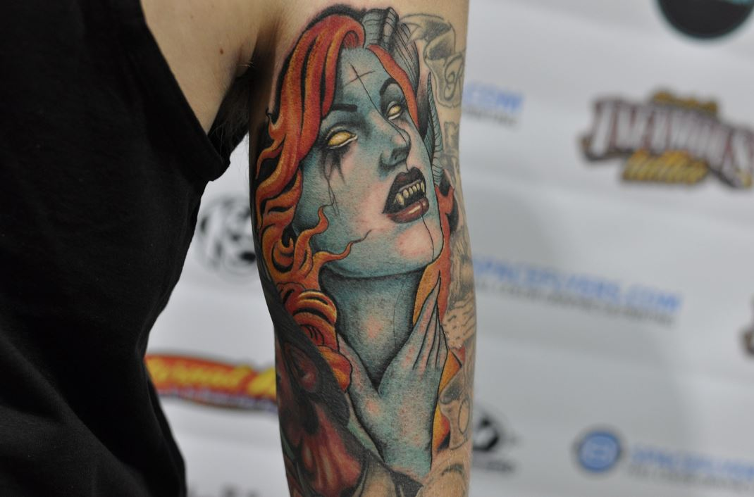 la 3 me steel city tattoo convention